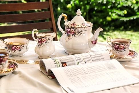 Arta ceaiului si a cafelei
