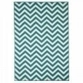 Covor indoor outdoor Floorita WAVES LIGHT BLUE 160X230
