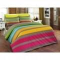 Lenjerie de pat double Elle Colors