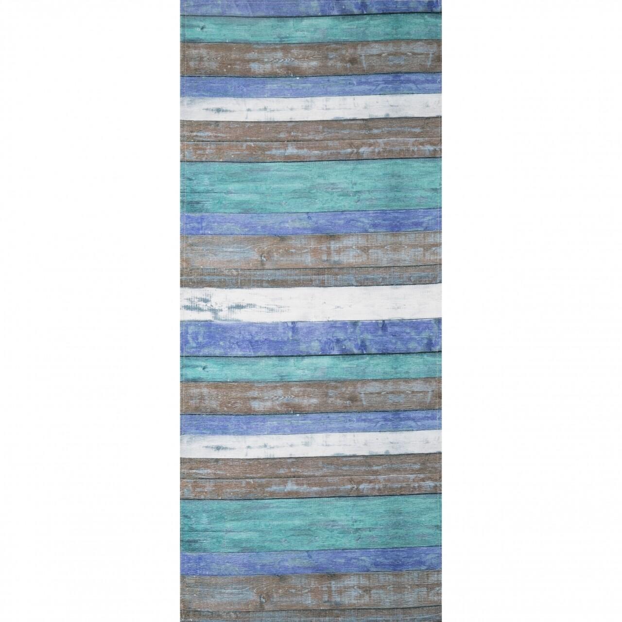 Covor rezistent Webtappeti PARQUET CM 58x240 cm, multicolor