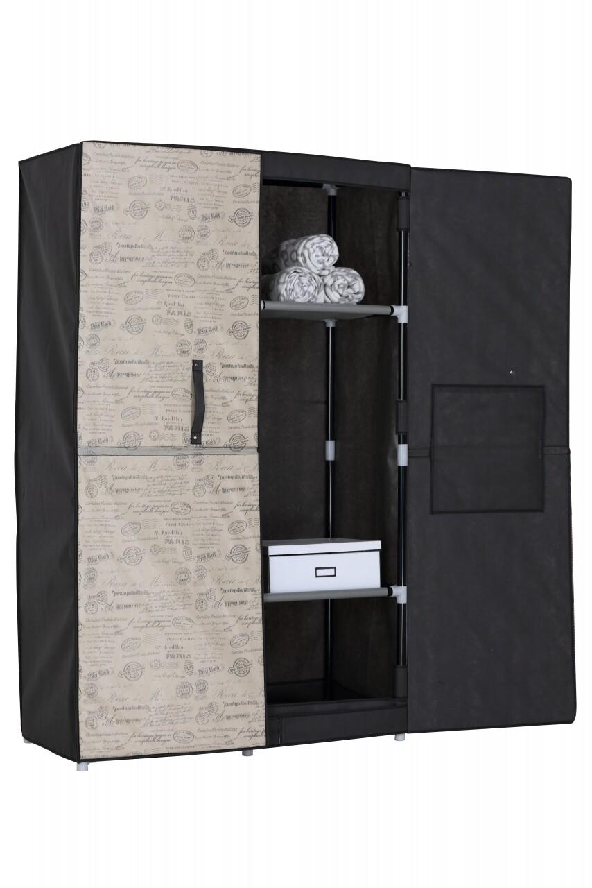 Dulap Jocca cu uși rigide 100x46x170 cm