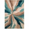 Covor Infinite Splinter Teal 80X150 cm