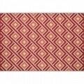 Covor indoor outdoor Floorita GRECA RED 160X230
