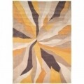 Covor Infinite Splinter Ochre 160X220 cm