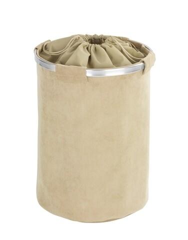 Cos de rufe, Wenko, Cordoba Beige, 68 L, poliester/lana/polipropilena/aluminiu, bej