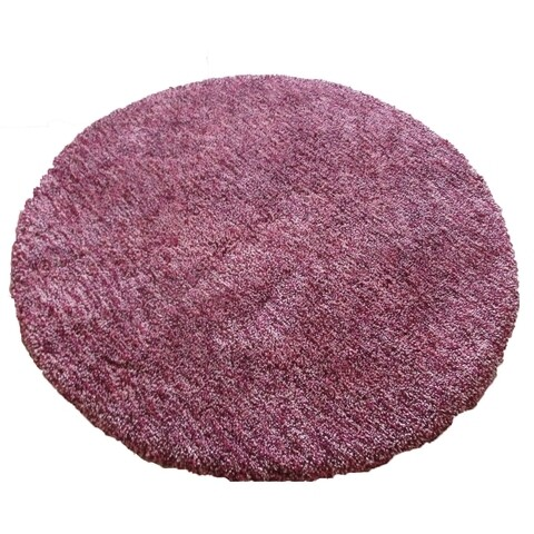 Covor lucrat manual, Mixed Wine, Flair Rugs, 150 cm, poliester, rosu