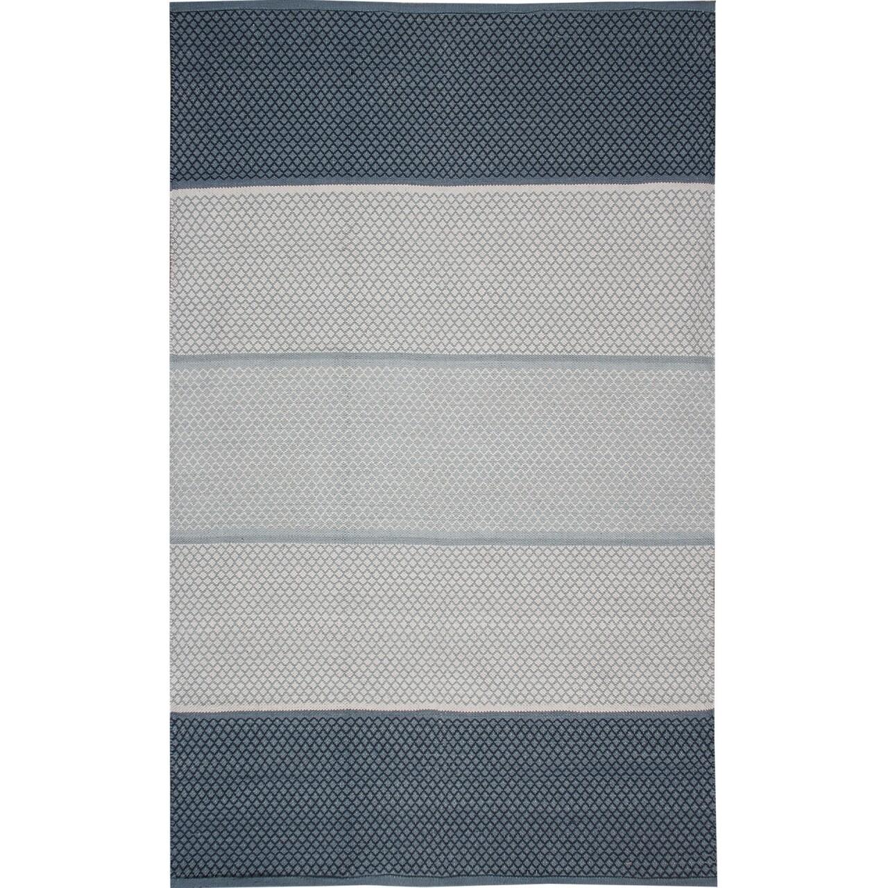 Covor rezistent Eko, 9025 - Grey, 100% bumbac,  120 x 180 cm