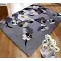 Covor Infinite Blossom Grey/Ochre 80X150