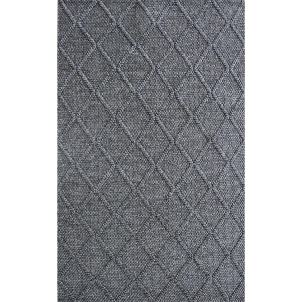 Covor rezistent Diamond - Anthracite, 130x190 cm