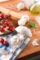 Cutie depozitare usturoi, Snips, Garlic Keeper, 10.5 x 11 x 8 cm, plastic