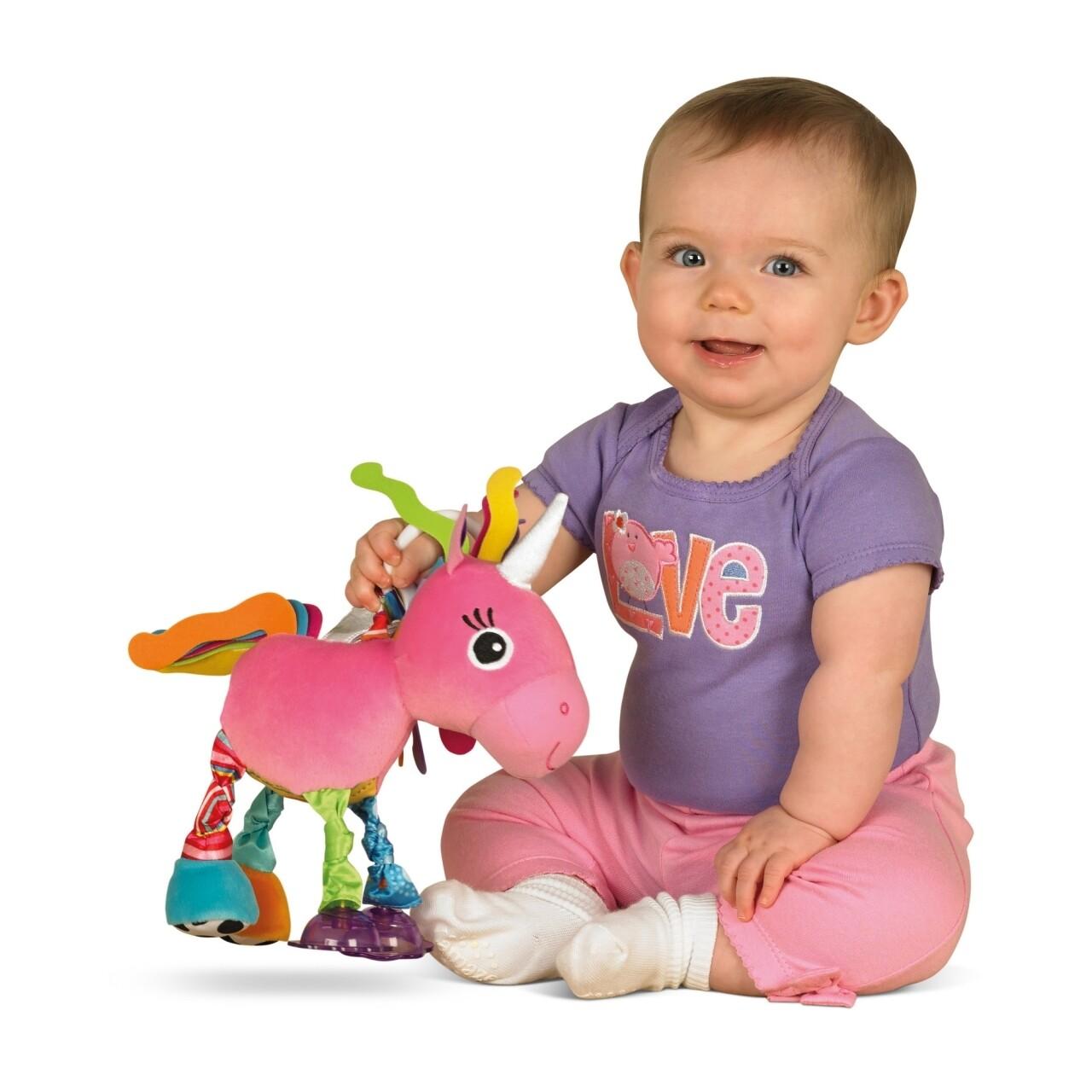 Jucarie lamaze Unicornul Tilly