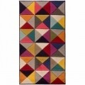 Covor Spectrum Samba Multi, Flair Rugs, 120 x 170 cm, 100% polipropilena, multicolor