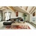 Covor indoor outdoor Floorita PALMS ORANGE 135X190