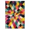 Covor Spectrum Rhumba, Flair Rugs, 160 x 230 cm, 100% polipropilena, multicolor