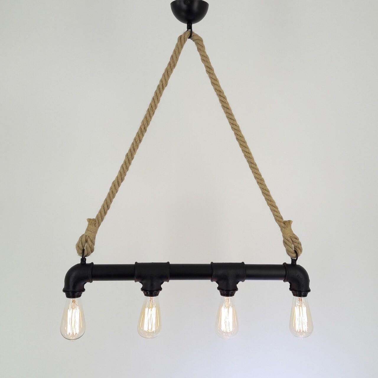 Candelabru All Design, metal, 68x67 cm, Black