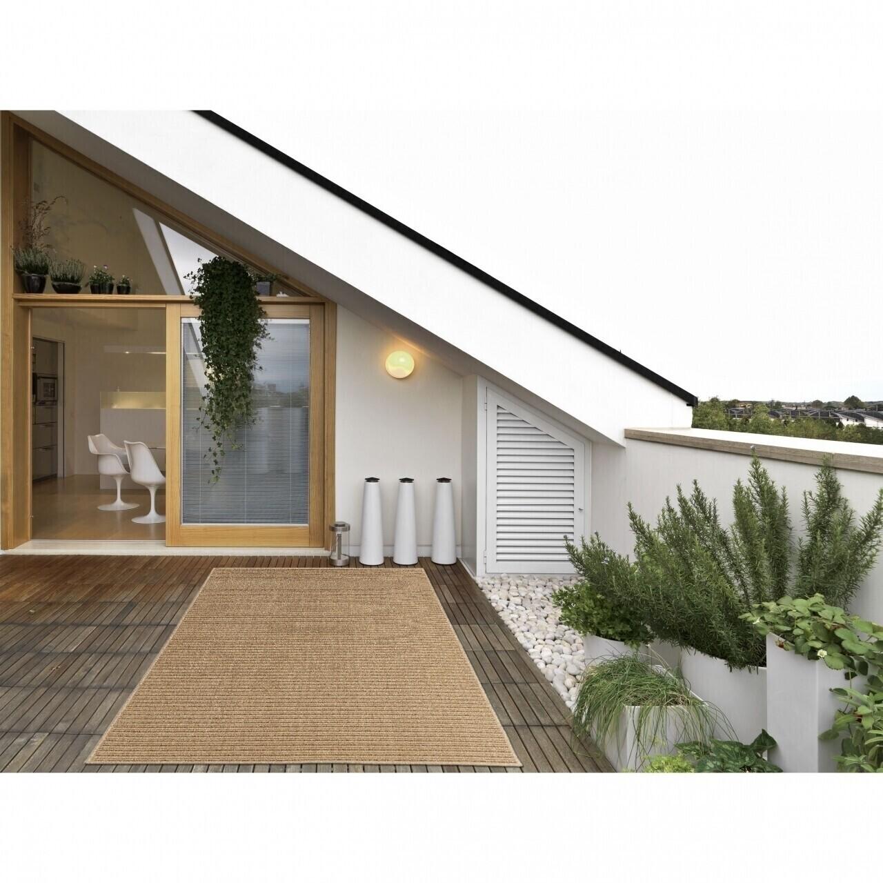 Covor indoor outdoor Floorita PLAIN NATURAL 200X285