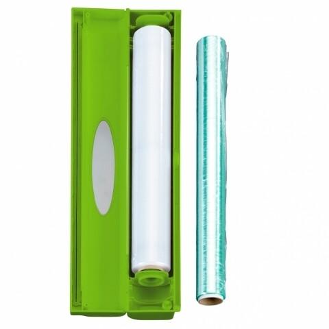 Dispenser cu lamă pentru folie alimentară, Wenko 1-Click