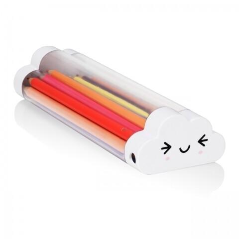Set penar si creioane colorate npw Oh K!