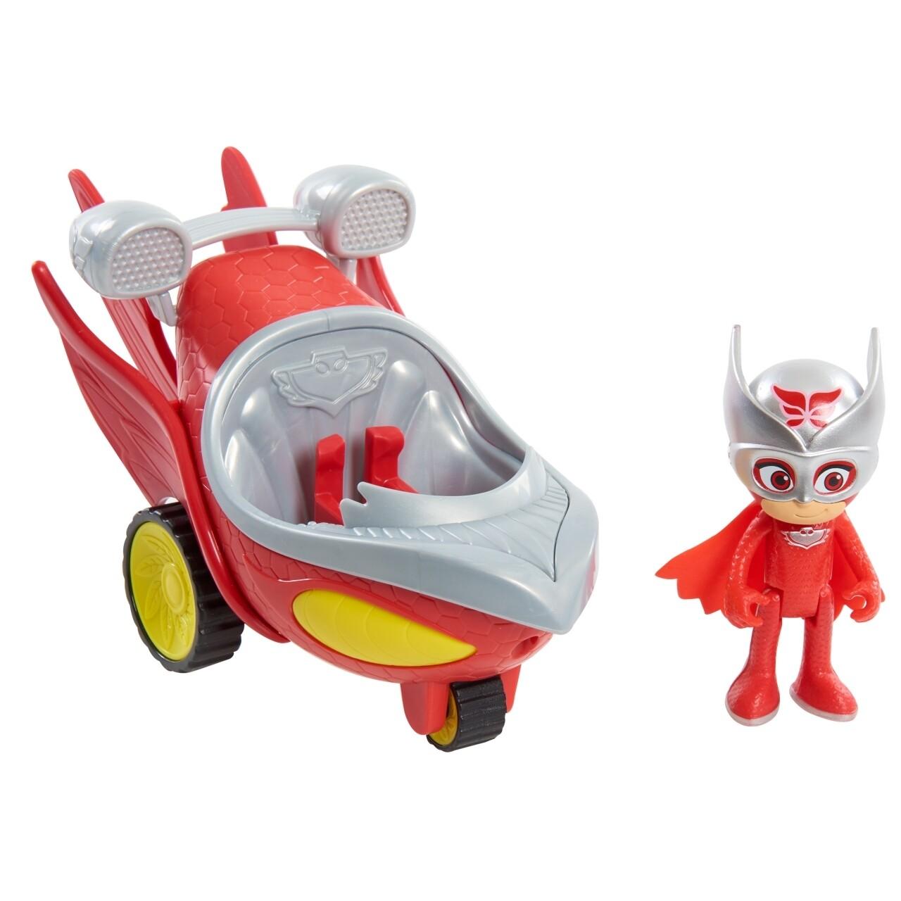 Bufni planorul si Bufnita Speed Booster