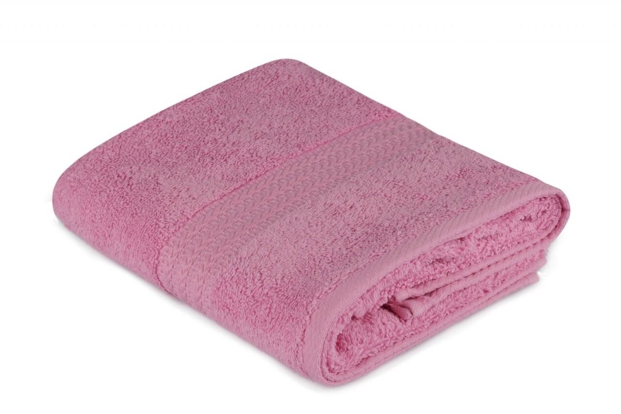 Prosop de maini, Hobby, 50x90 cm, 100% bumbac, roz