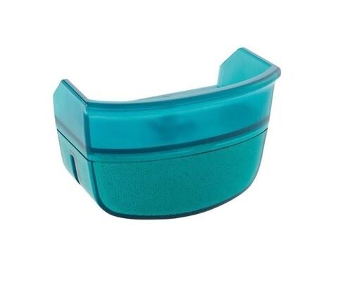 Filtru de inlocurie pentru mop cu aburi Clean Tenso, Leifheit, plastic, albastru