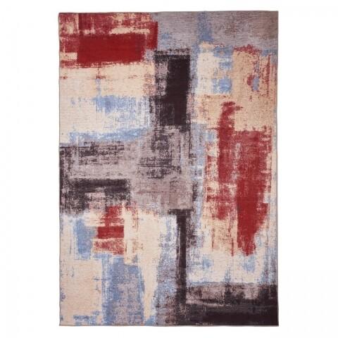 Covor Impressions Multi, Floorita, 160x230 cm, 77% bumbac, 23% PES, multicolor