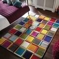 Covor Spectrum Waltz Multi, Flair Rugs, 160 x 230 cm, 100% polipropilena, multicolor