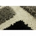 Covor Venice Imperial Black, Flair Rugs, 160 x 230 cm, 100% polipropilena Heatset, negru/gri/bej