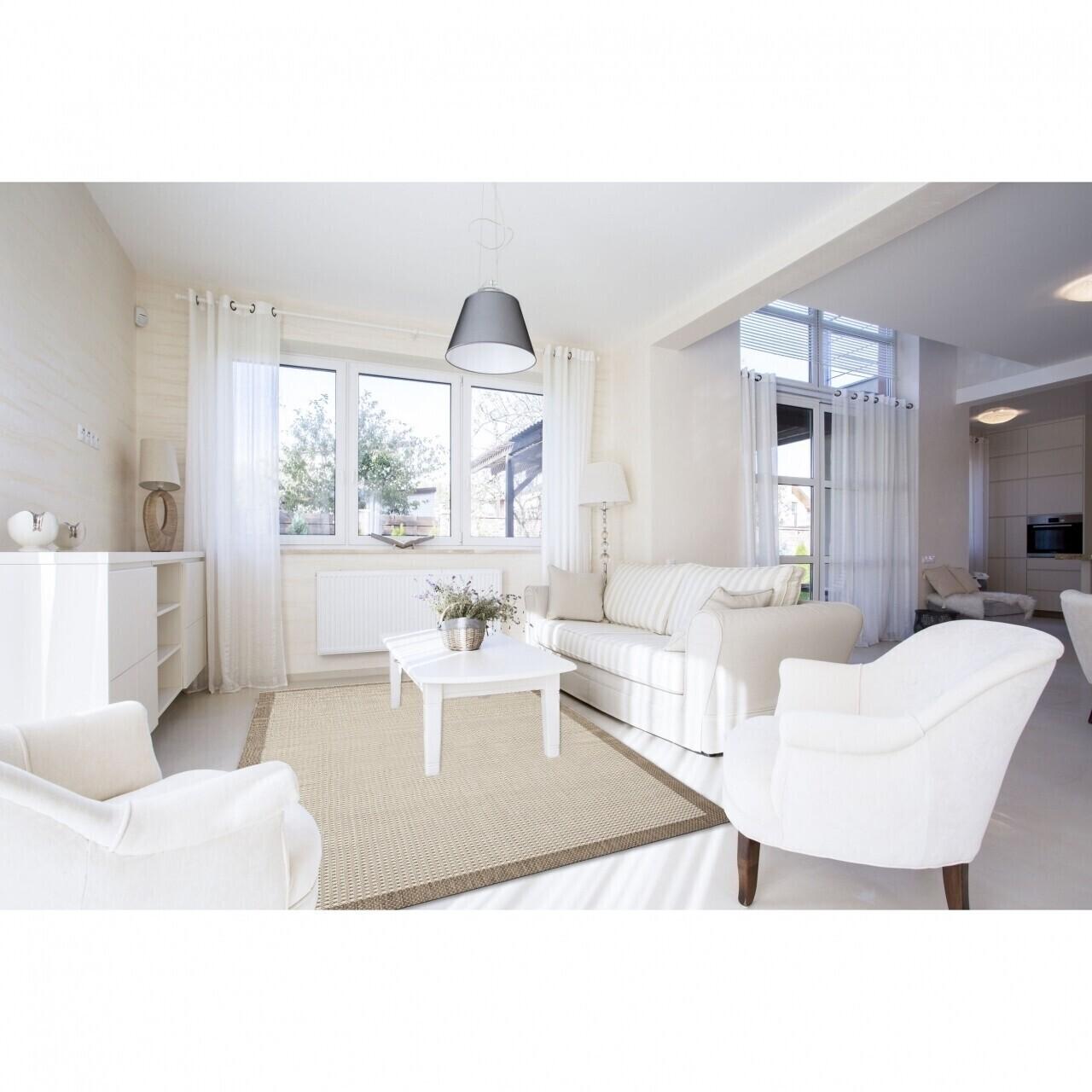 Covor indoor outdoor Floorita CHROME NATURAL 200X290