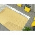 Covor indoor outdoor Floorita BRAID YELLOW 200X285