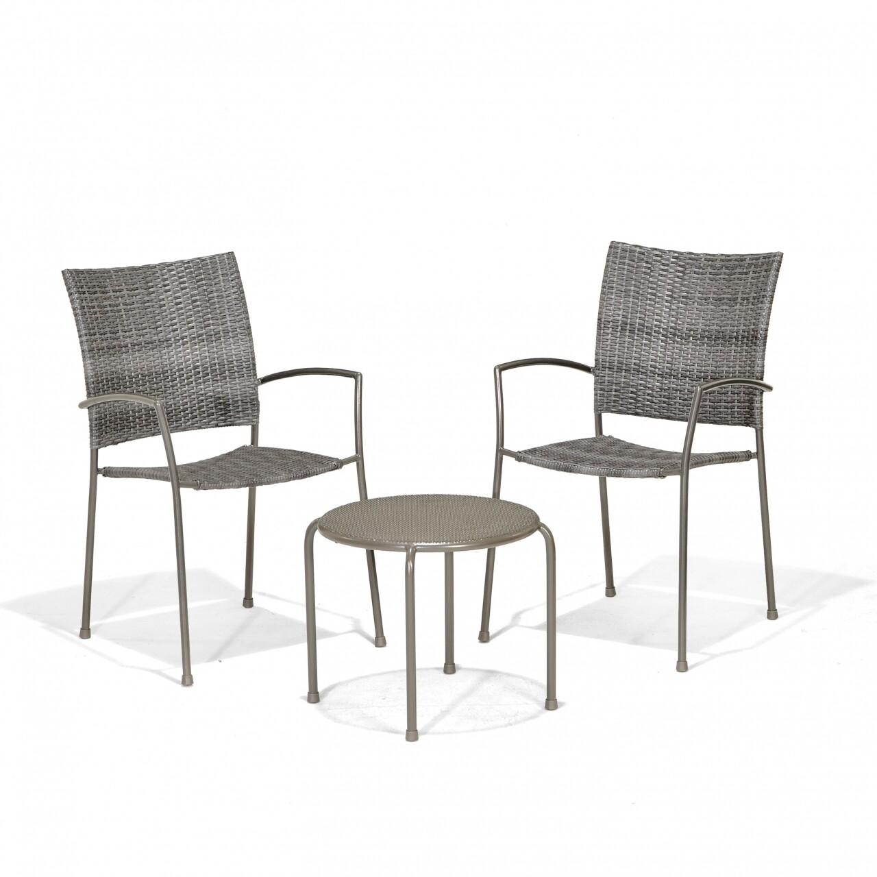 Set mobilier de gradina, Heinner, 3 piese, Sunshine