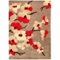 Covor Infinite Blossom Red 80X150