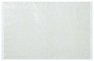 Covor Eko rezistent, ST 08 - White, 60% poliester, 40% acril,  120 x 180 cm