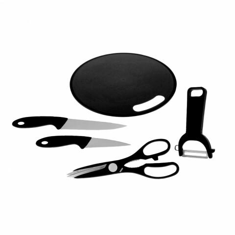 Set 5 ustensile de bucătărie Black