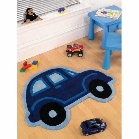 Covor Kiddy Play Car Boy 80X100