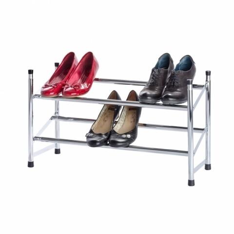 Suport extensibil pentru 10 perechi de pantofi Wenko