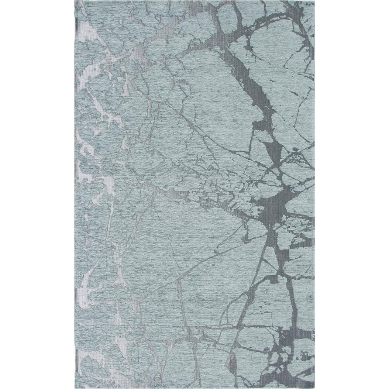 Covor rezistent Eko, SM 21 - Aqua XW, 100% acril,  120 x 180 cm