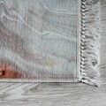 Covor Renox, Koberec 1047, 80 x 200 cm, 100% poliester, bej/alb