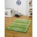 Covor Kiddy Play D040 Football Pitch Green 70X100 cm