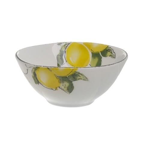 Set 6 boluri Lemon, InArt, Ø16 cm, ceramica