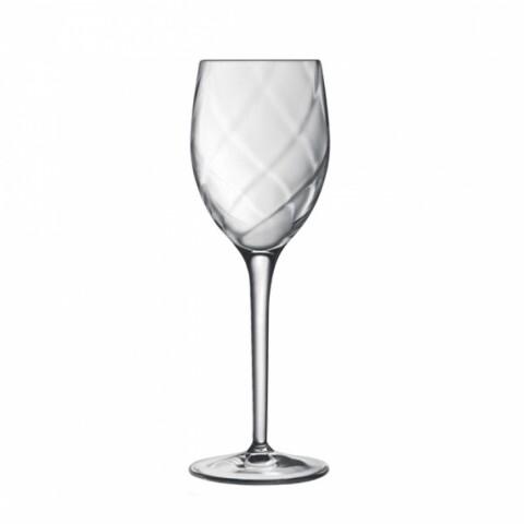 Set 4 pahare vin rosu, Canaletto, Luigi Bormioli