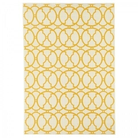 Covor indoor outdoor Floorita INTERLACED IVORY 133X190