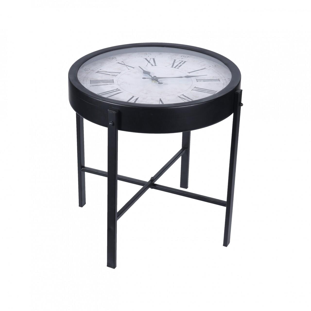 Măsuță rotundă de ceai Clock