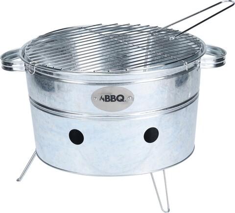 Gratar Bucket, 34x20 cm, metal