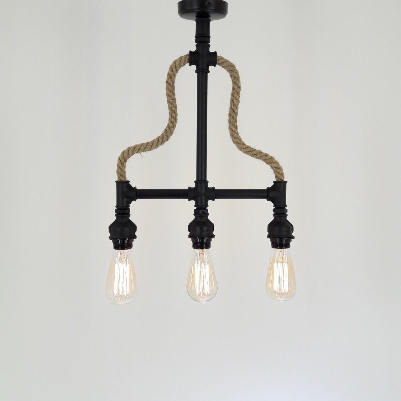 Candelabru All Design, metal, 38x50 cm, Black