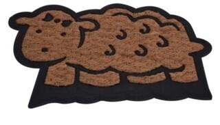 Covoras de intrare Sheep, 40x60 cm, fibra de cocos