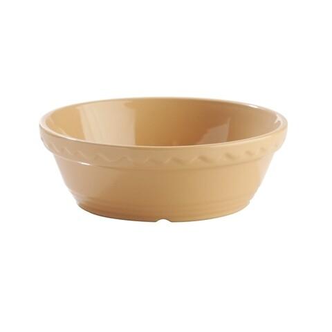 Bol pentru amestecat, Mason Cash, Baker, 15 x 15 x 7 cm, ceramica, maro