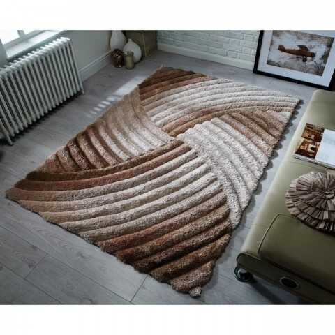 Covor Verge Furrow Natural 160X230