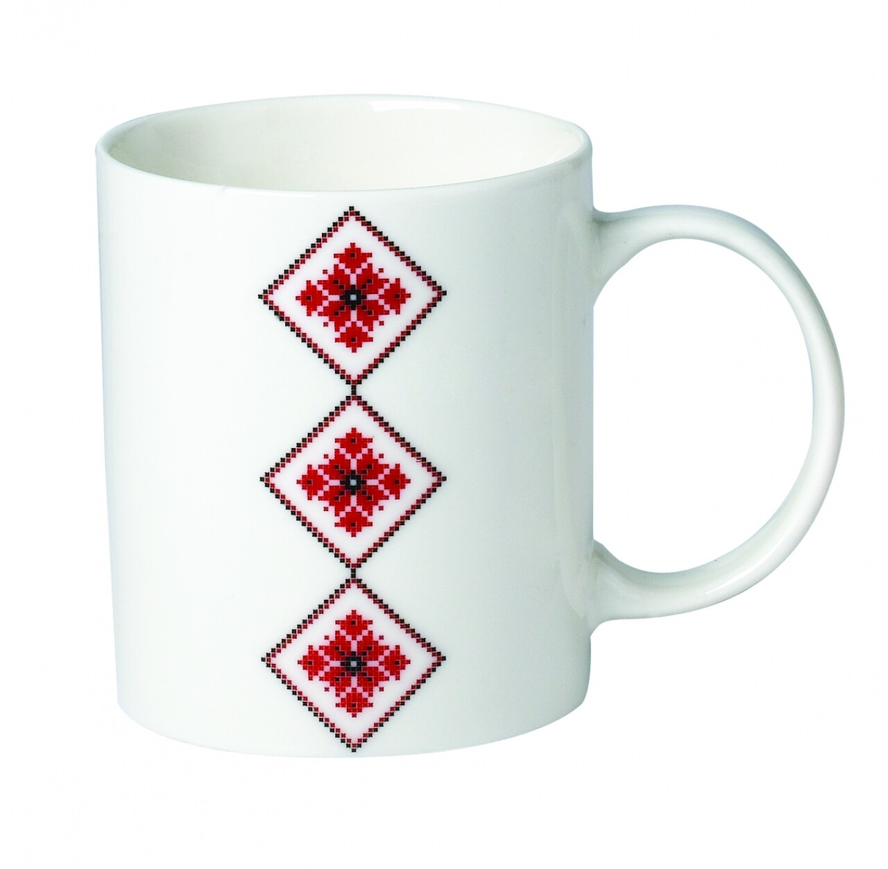 Cana Romb, Heinner Home, 310 ml, New Bone China, multicolor