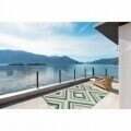 Covor indoor outdoor Floorita ROMBI BLUE GREEN 160X230